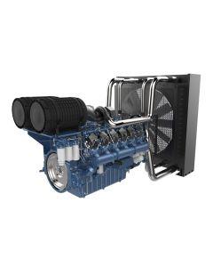 Motor baudouin diesel 12M33
