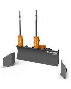 Lama dozer XPlane cu laser
