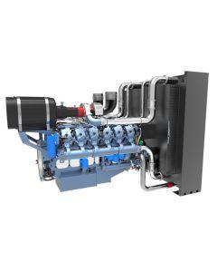 Motor baudouin diesel 12M26
