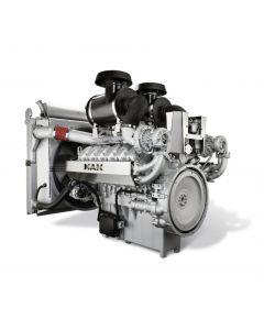 Motoare Diesel MAN D 2862