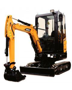 Mini excavator SY18C