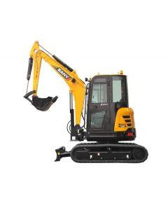 Mini excavator SY35U